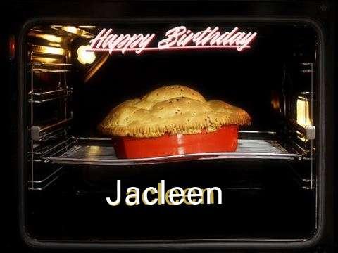 Happy Birthday Cake for Jacleen