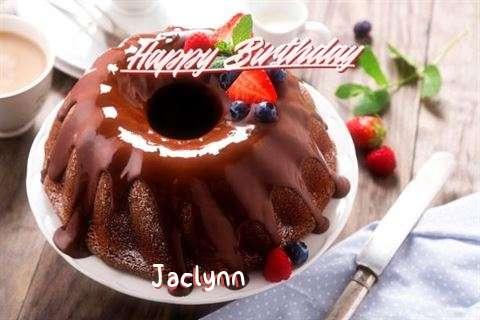 Happy Birthday Wishes for Jaclynn