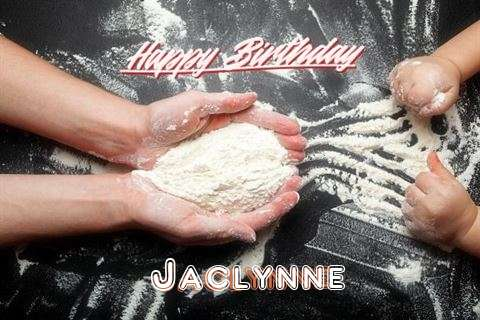 Happy Birthday Jaclynne Cake Image