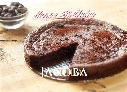 Happy Birthday Jacoba