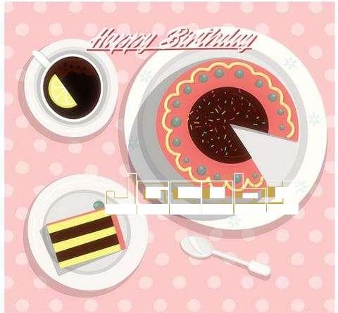 Happy Birthday to You Jacoba