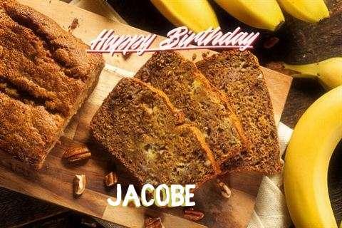 Happy Birthday Wishes for Jacobe