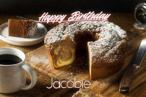 Jacobie Cakes
