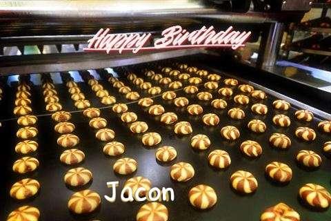Happy Birthday Jacon
