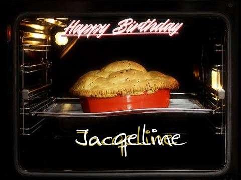 Happy Birthday Cake for Jacqeline