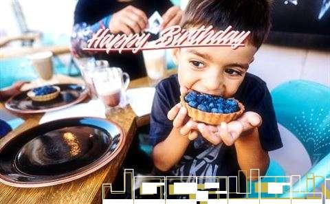 Happy Birthday to You Jacqualin
