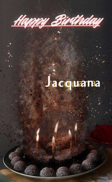 Happy Birthday Jacquana