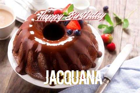 Happy Birthday Wishes for Jacquana