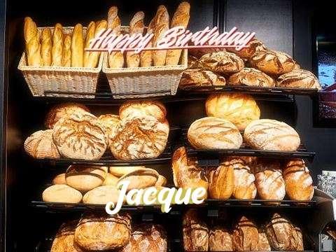 Happy Birthday to You Jacque