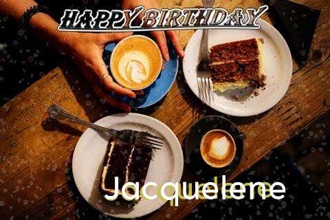 Happy Birthday to You Jacquelene