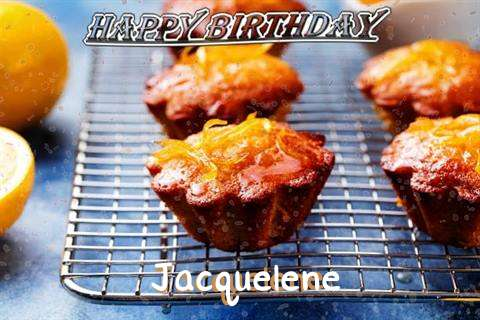 Happy Birthday Cake for Jacquelene