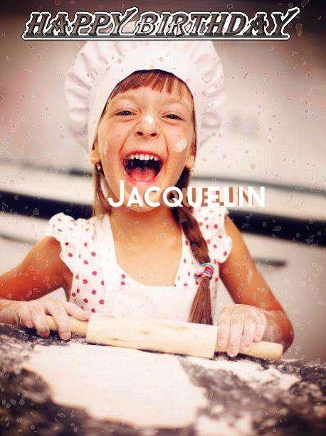 Happy Birthday Jacquelin
