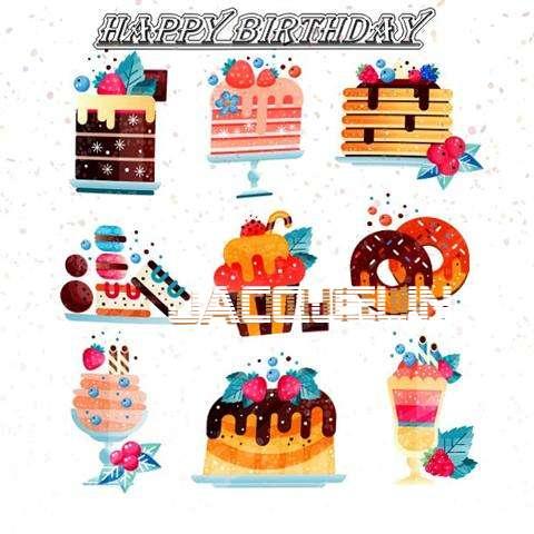 Happy Birthday to You Jacquelin