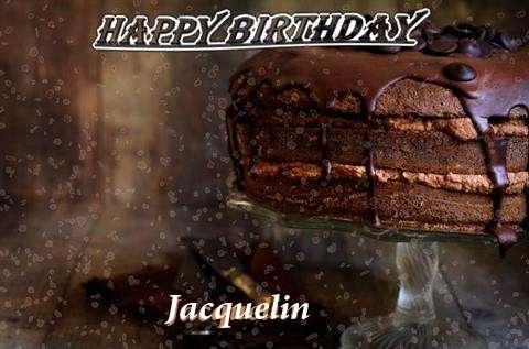 Happy Birthday Cake for Jacquelin