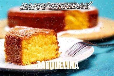 Happy Birthday Wishes for Jacquelina