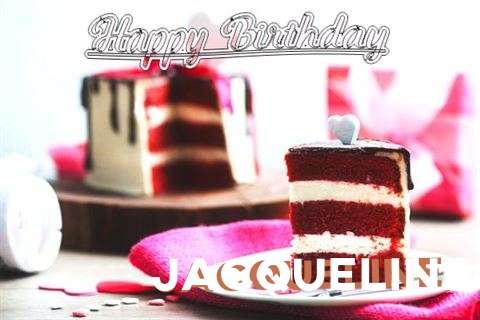 Happy Birthday Wishes for Jacqueline