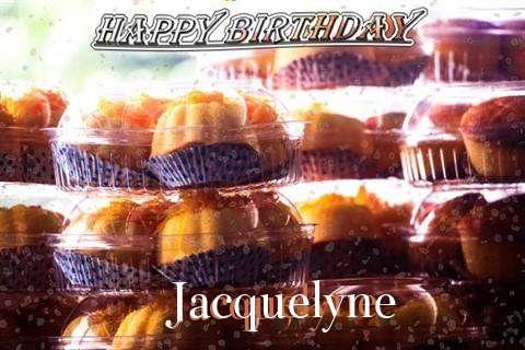 Happy Birthday Wishes for Jacquelyne