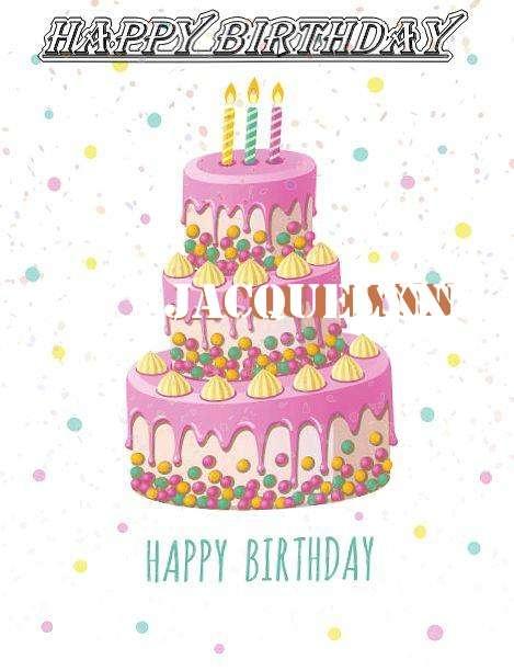 Happy Birthday Wishes for Jacquelynn