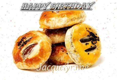 Happy Birthday to You Jacquelynne
