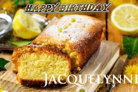 Happy Birthday Cake for Jacquelynne