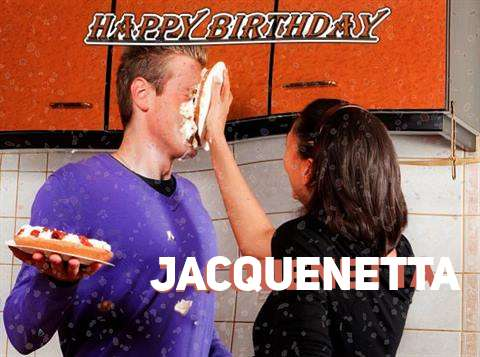 Happy Birthday to You Jacquenetta
