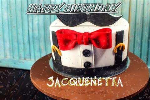 Happy Birthday Cake for Jacquenetta