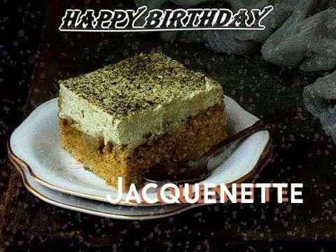 Jacquenette Birthday Celebration