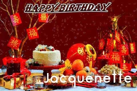 Wish Jacquenette