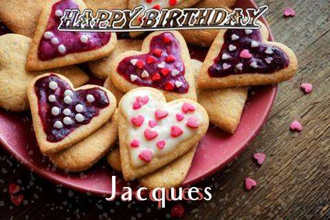 Jacques Birthday Celebration