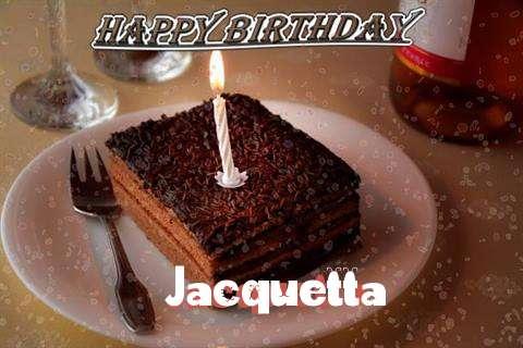 Happy Birthday Jacquetta