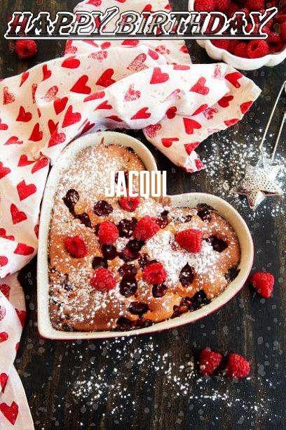 Happy Birthday Jacqui Cake Image