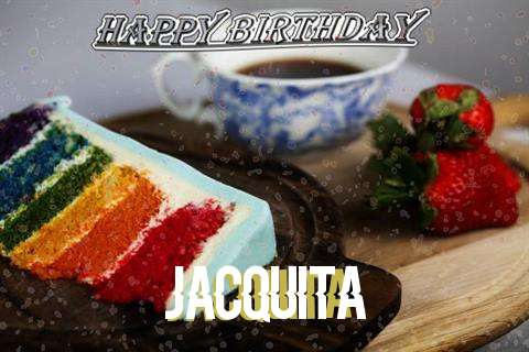 Happy Birthday Wishes for Jacquita