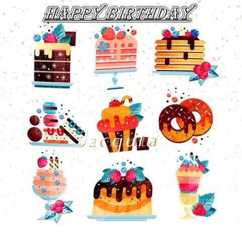 Happy Birthday to You Jacquita