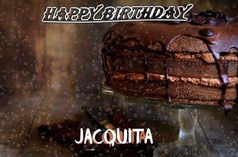 Happy Birthday Cake for Jacquita
