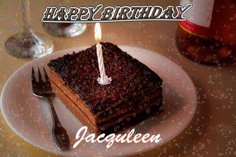 Happy Birthday Jacquleen