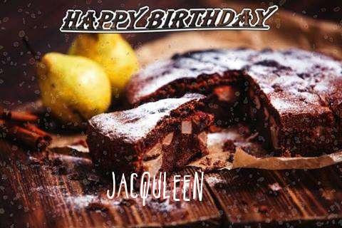 Happy Birthday to You Jacquleen