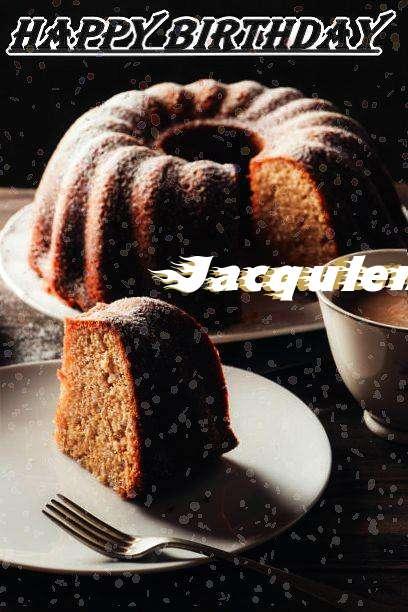 Happy Birthday Jacqulene