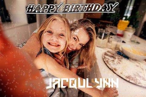 Happy Birthday Jacqulynn