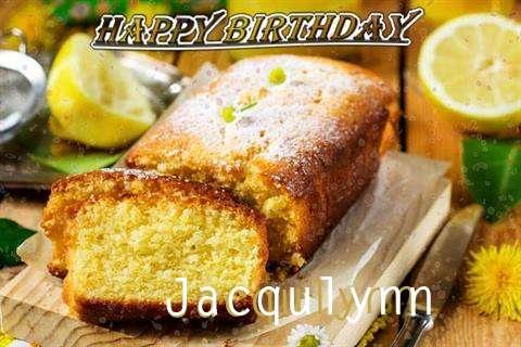 Happy Birthday Cake for Jacqulynn