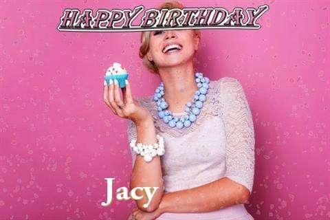 Happy Birthday Wishes for Jacy