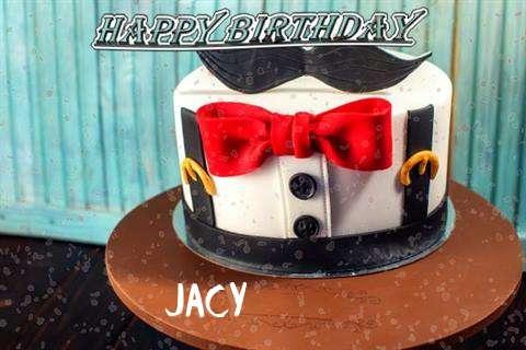 Happy Birthday Cake for Jacy