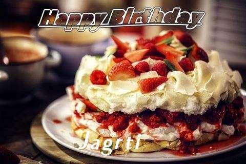 Happy Birthday Jagrti