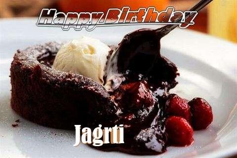 Happy Birthday Wishes for Jagrti