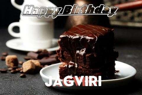 Birthday Wishes with Images of Jagviri