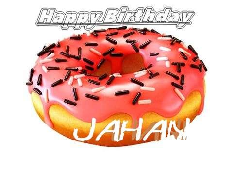 Happy Birthday to You Jahani