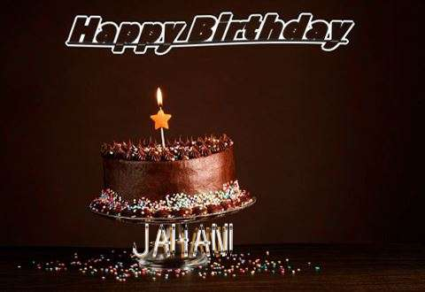 Happy Birthday Cake for Jahani