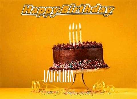 Happy Birthday Jaiguna
