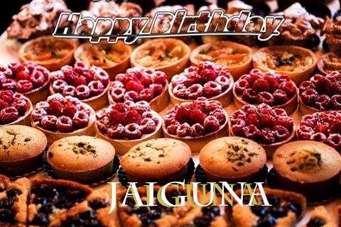 Happy Birthday to You Jaiguna