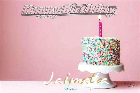Happy Birthday Wishes for Jaimata