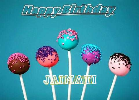 Birthday Wishes with Images of Jaimati